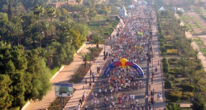 Plus de 7.000 athlètes attendus au Marathon international de Marrakech