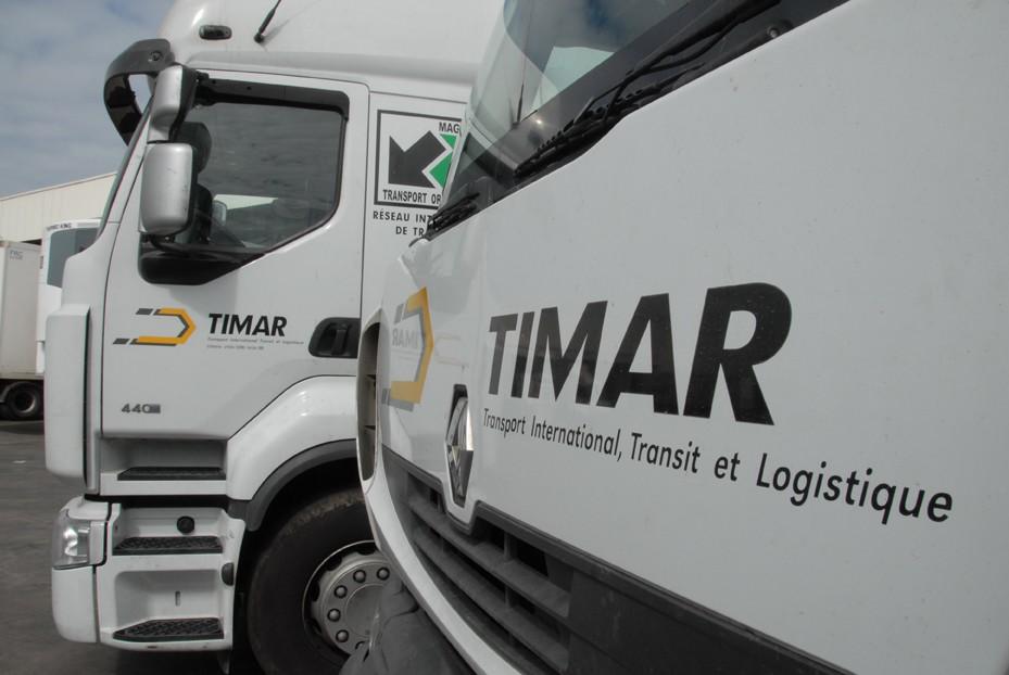 Réorganisation en profondeur pour Timar…