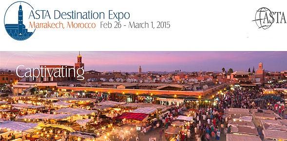 300 agents de voyage américains tiennent leur congrès à Marrakech