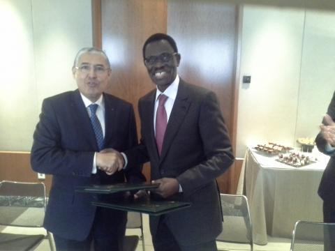 Accord de partenariat entre Attijariwafa bank et la BOAD