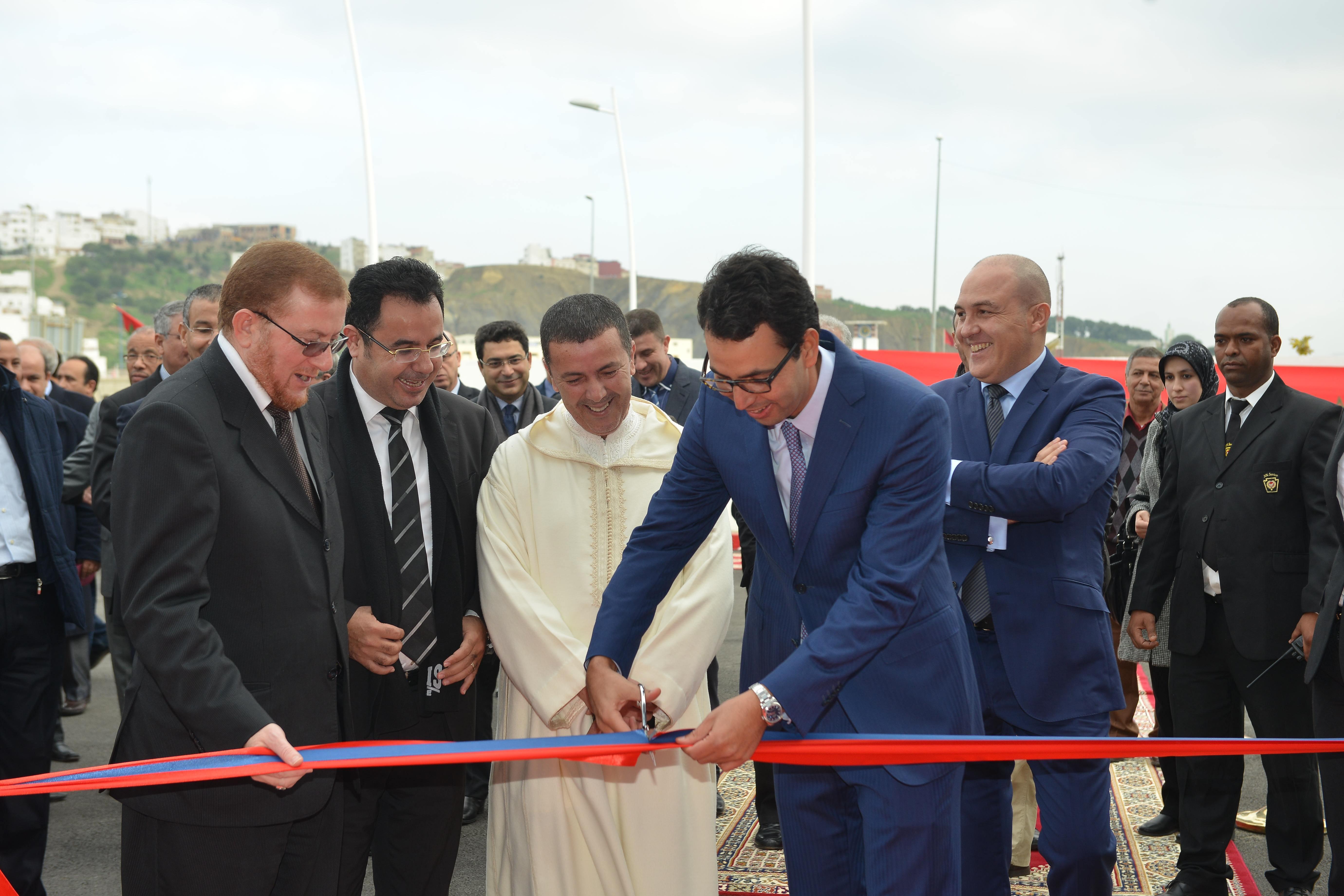 CTM inaugure sa nouvelle gare routière de Tanger