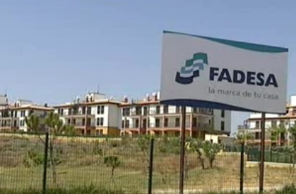 Fadesa demande la liquidation judiciaire
