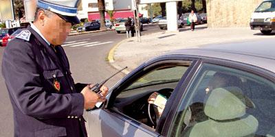 Code de la route : Le projet de loi adopté
