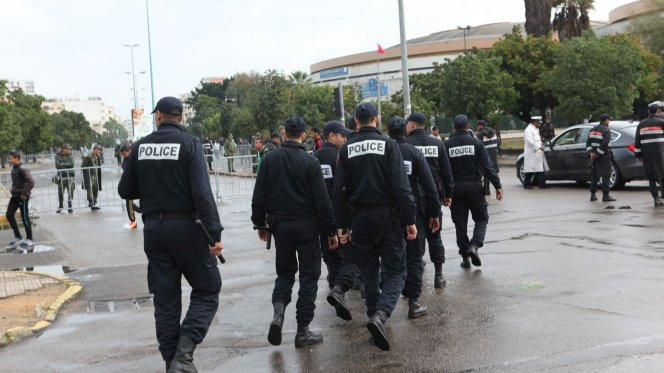 Football : Plus de 110.000 policiers mobilisés