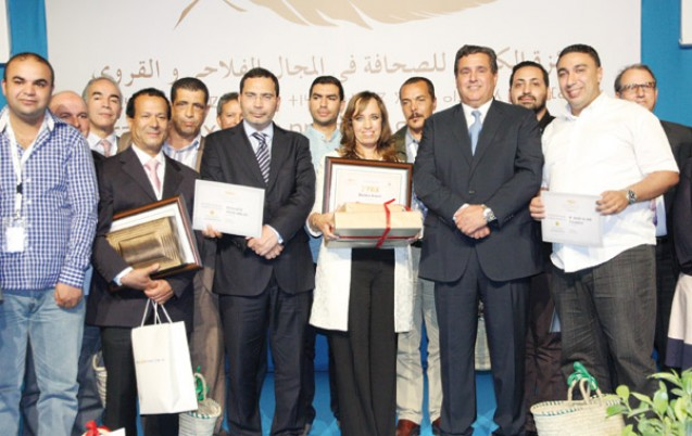 Le Grand Prix national de la presse agricole et rurale lancé