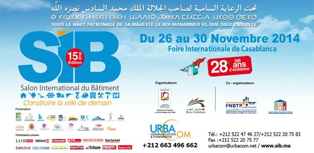 Salon international du bâtiment : 650 exposants attendus