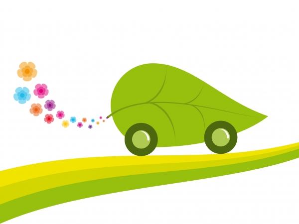 Les véhicules du ministère équipés de technologies propres