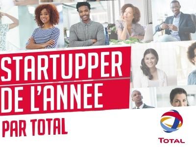 Challenge «Startupper de l'année par Total» : 10 finalistes retenus