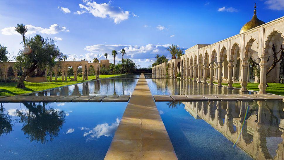 Le Palais Namaskar de Marrakech sacré meilleur hôtel d'Afrique