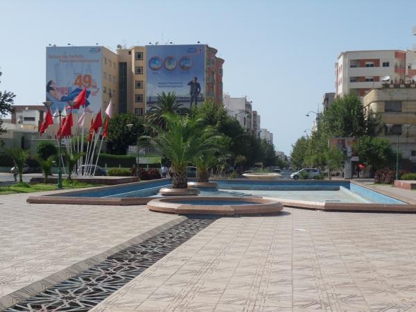 Du «bon air» à Kénitra