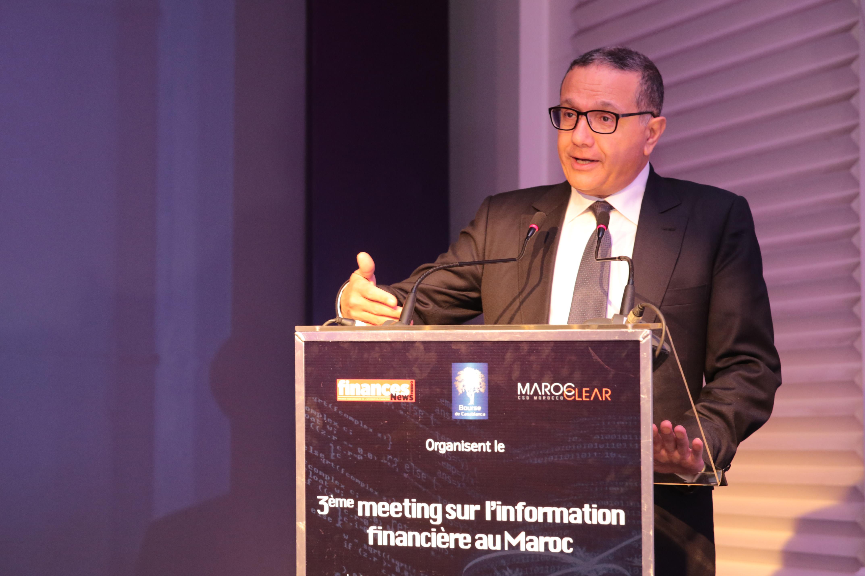 3ème Meeting de l'information financière : Les révélations de Boussaid