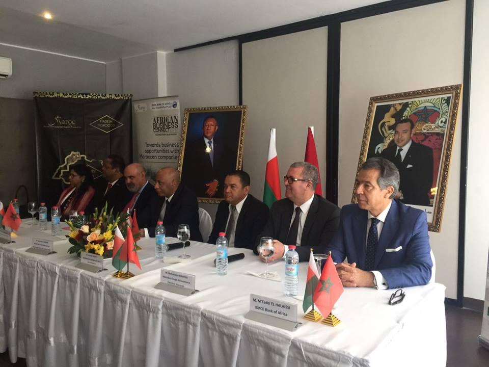African Business Connect : Madagascar, ultime étape