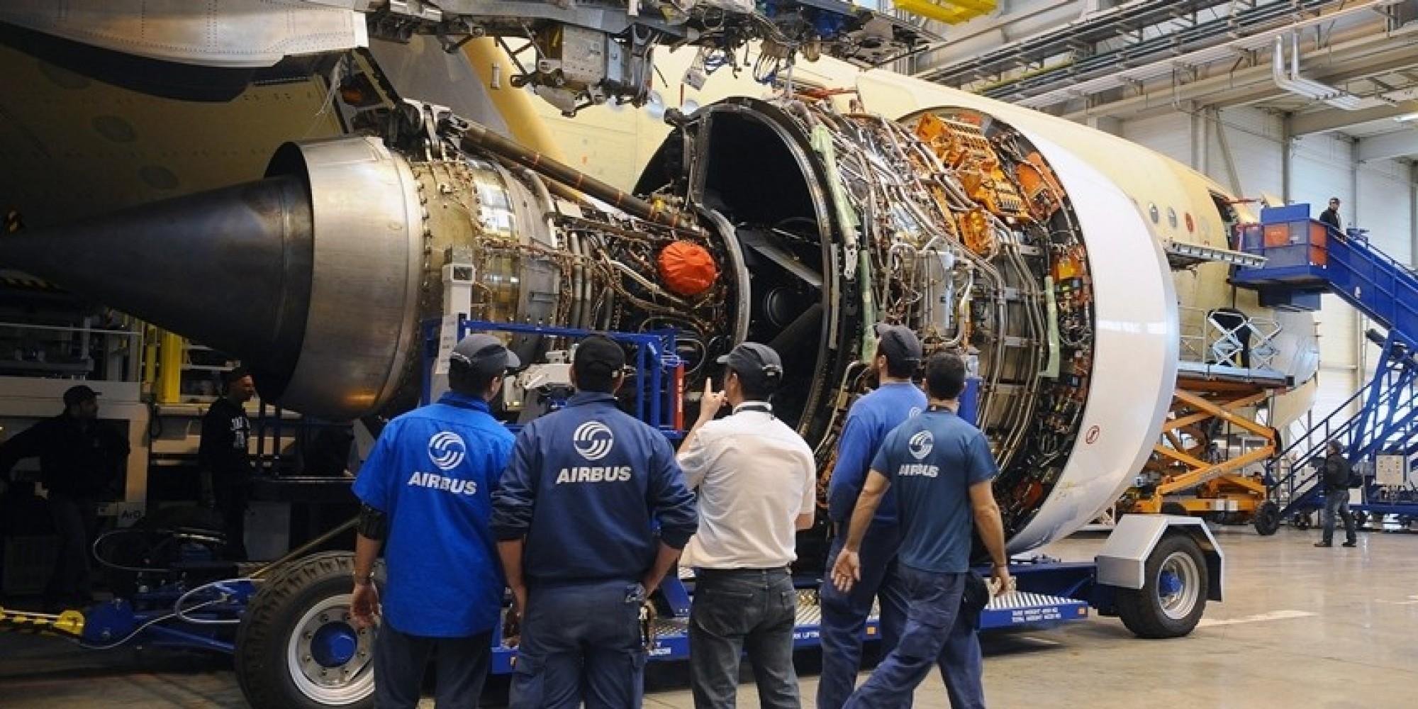 Aéronautique : Les industriels prospectent au Royaume-Uni