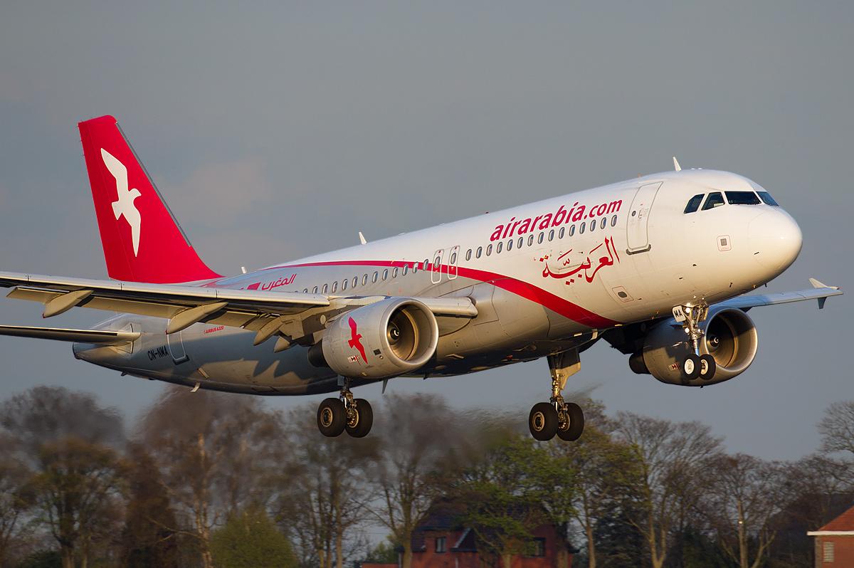 Air Arabia étoffe la desserte Fès-Amsterdam