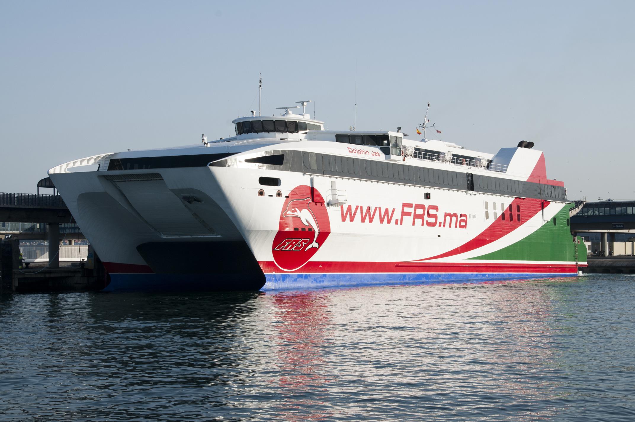 Transport maritime : FRS met en place une nouvelle plateforme de réservation
