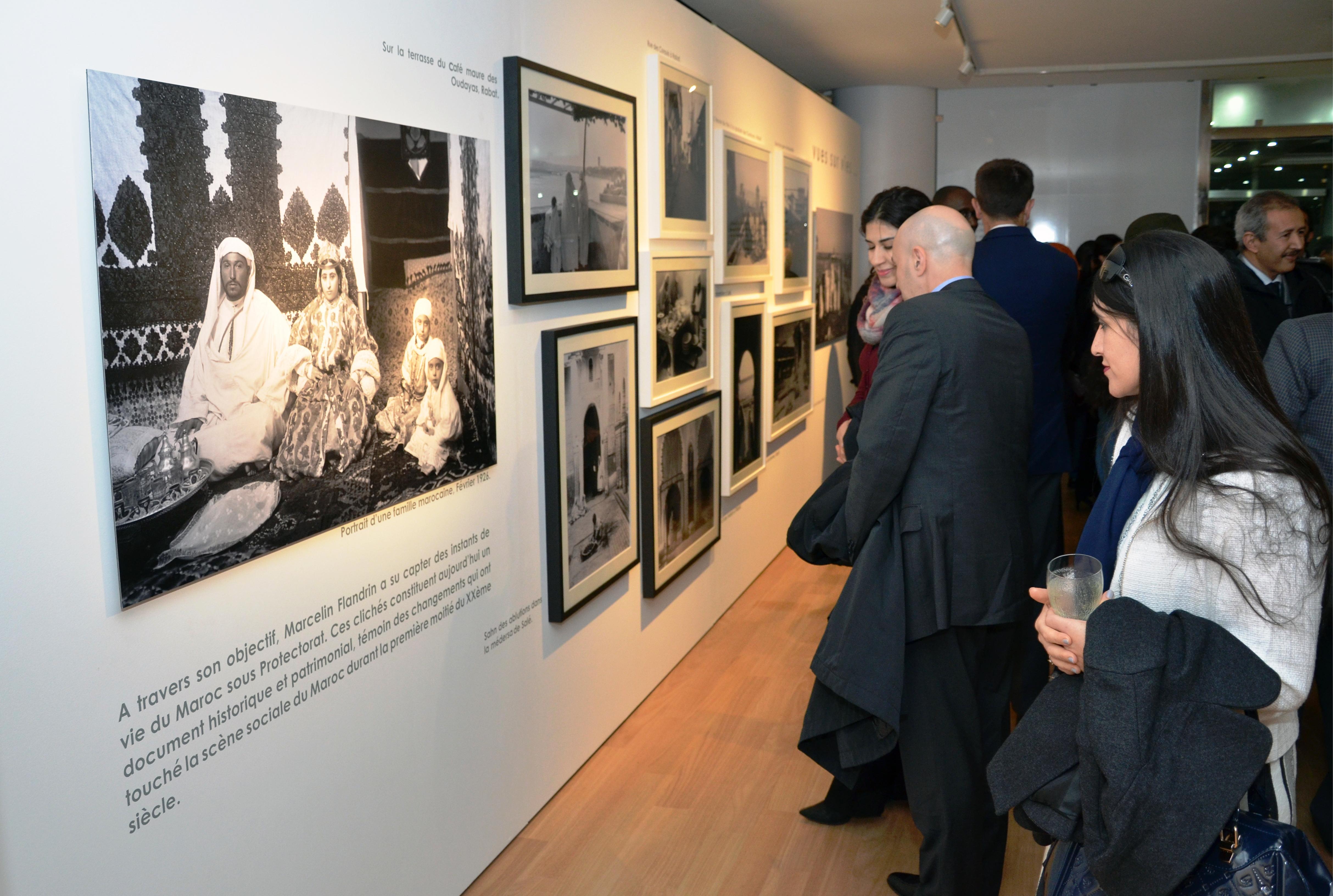 """La Galerie BP prolonge son exposition """"Sur les rives du passé"""""""
