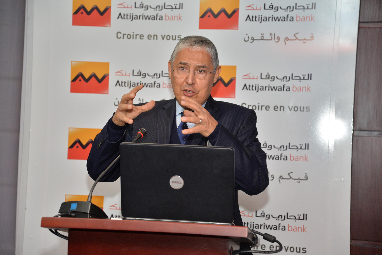 Mohamed El Kettani dévoile les ambitions d'Attijariwafa bank sur le marché égyptien