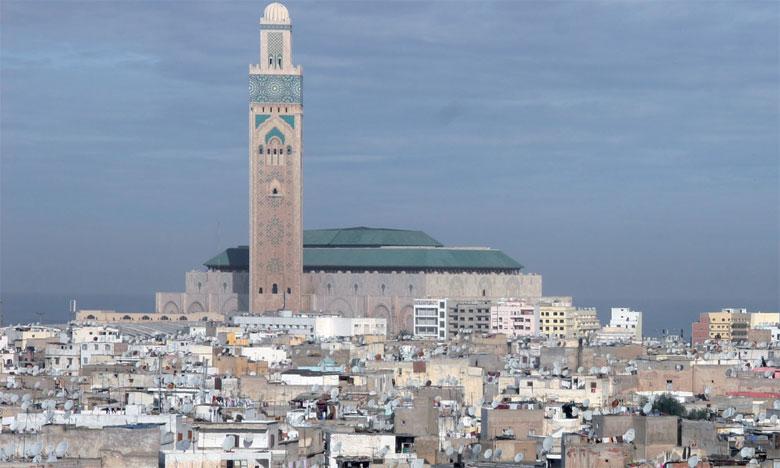 La région Casablanca-Settat cherche son logo