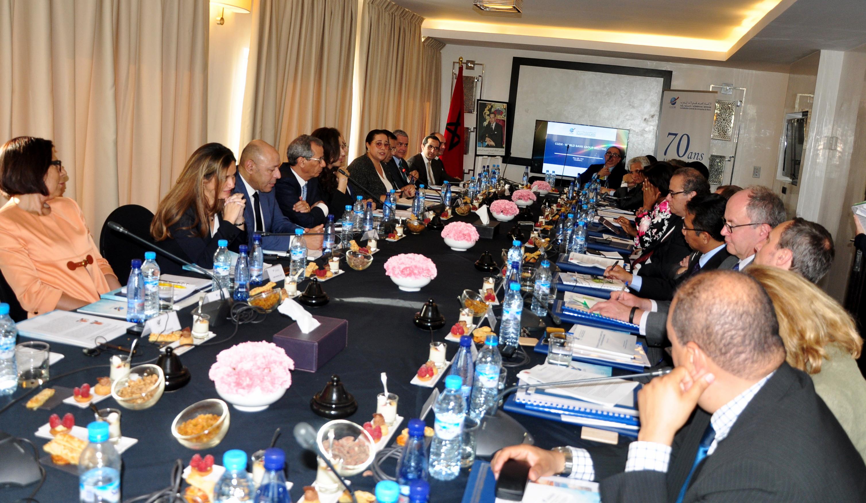 Développement économique : La Banque mondiale encense le Maroc