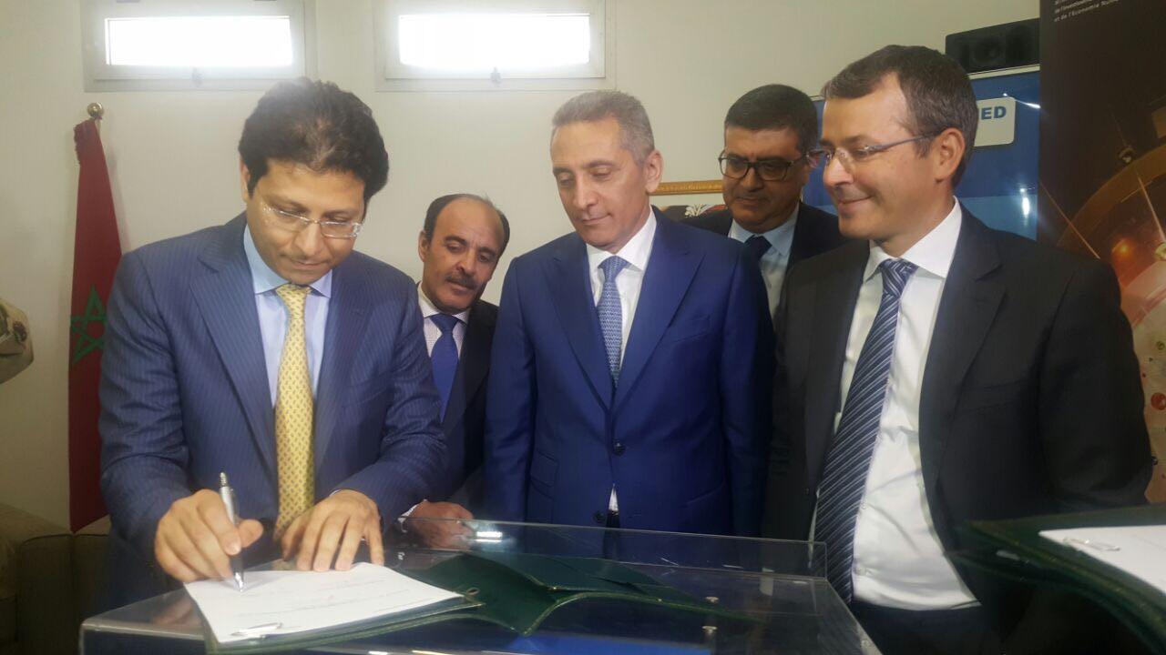 Société Générale Maroc se positionne dans la filière automobile