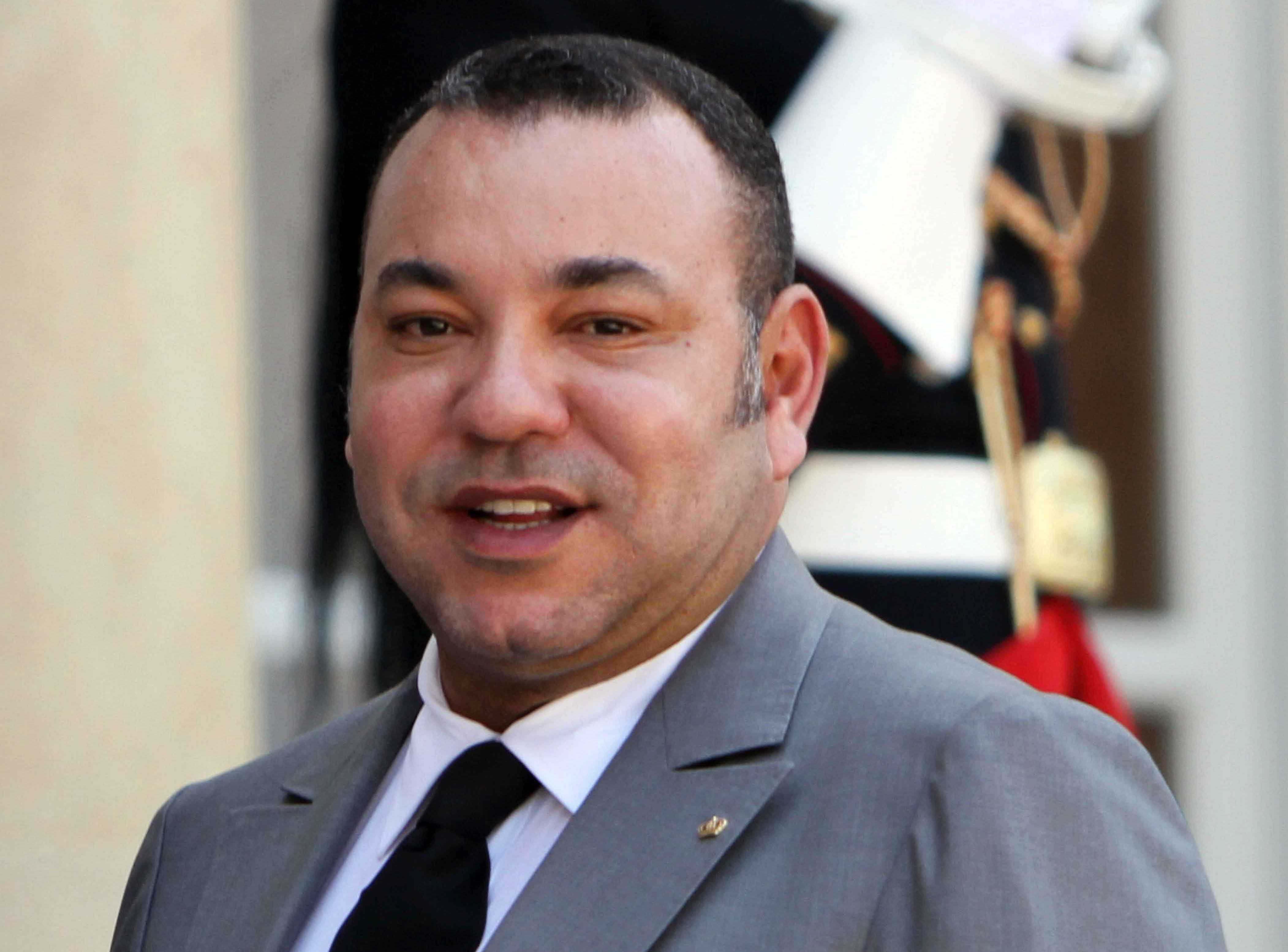 Le Roi préside la cérémonie de signature d'accords relatifs au gazoduc Nigeria-Maroc
