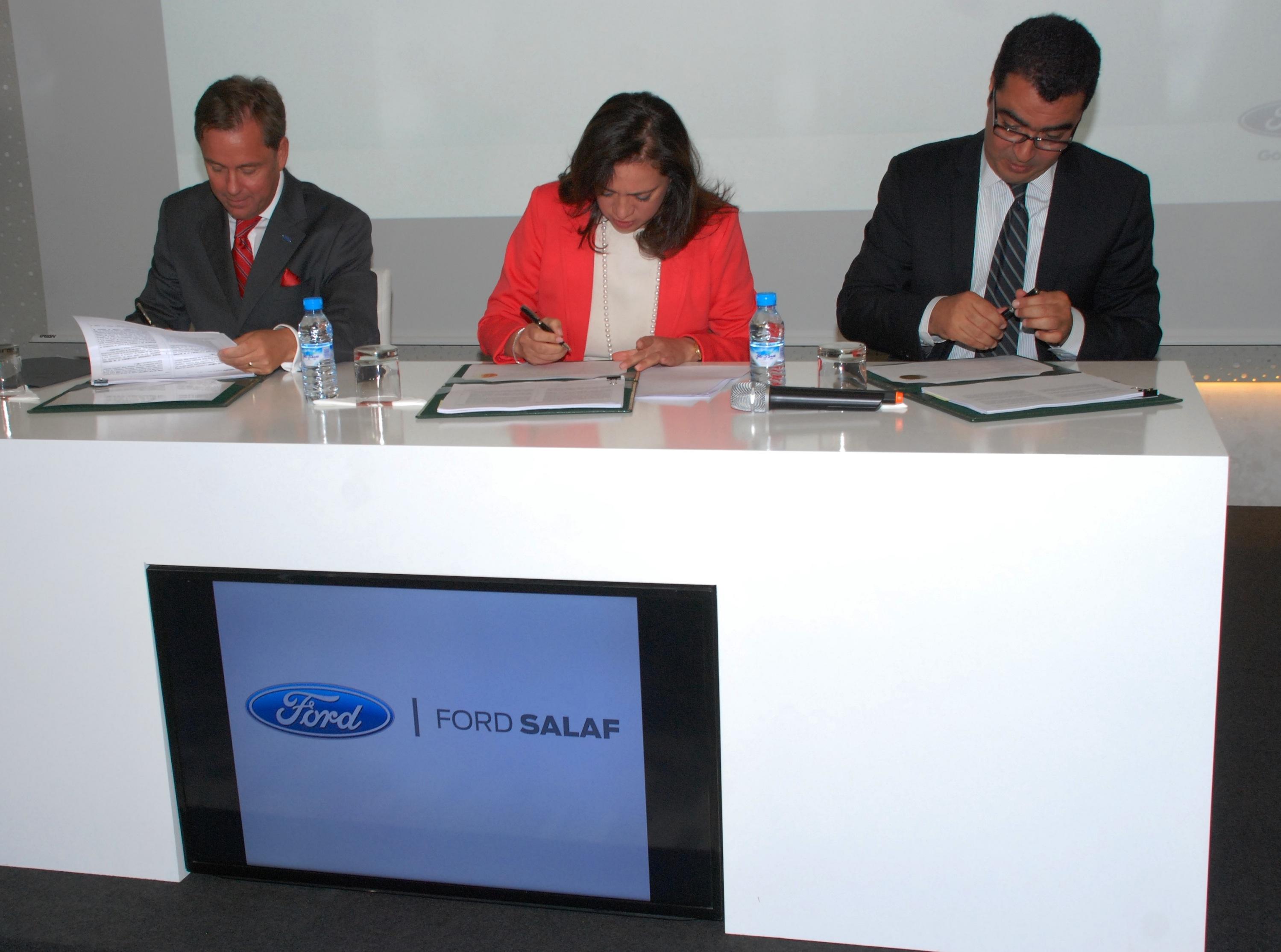 Ford Salaf : Un an après, plus de 7.500 véhicules financés