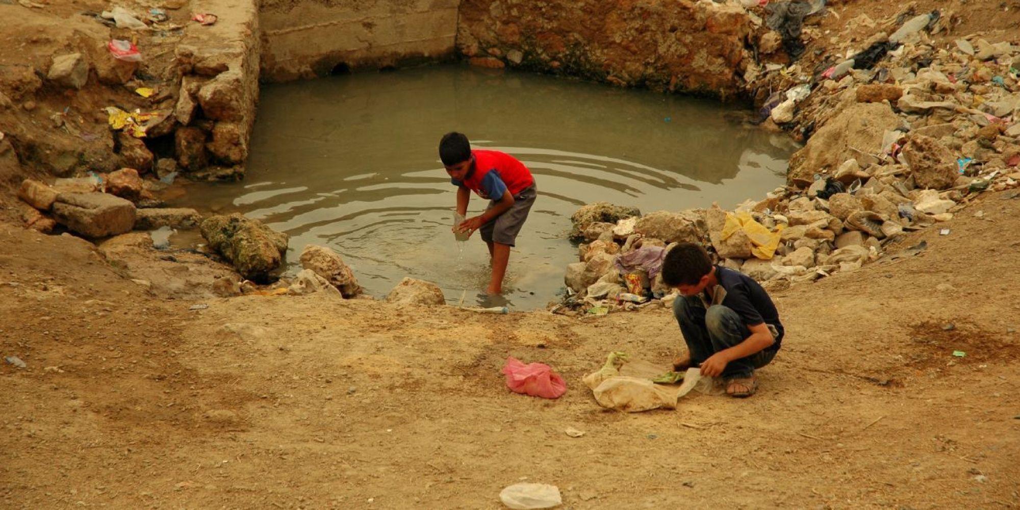 Le Maroc comptait 1,4 million d'enfants pauvres en 2014