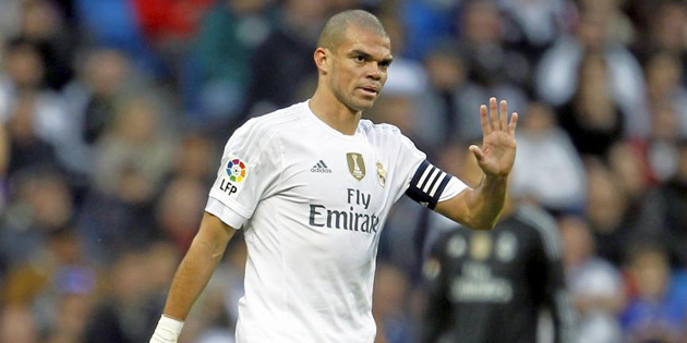 Foot : Pepe quitte le Real, sur fond d'amertume