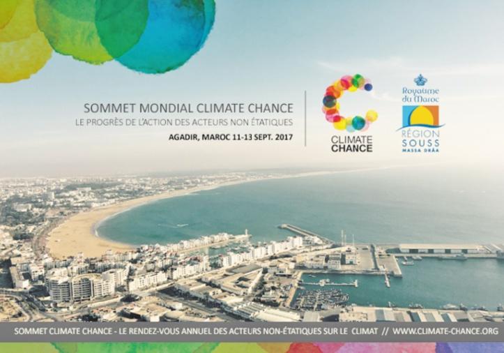 Agadir accueille le 2ème Sommet mondial Climate Chance