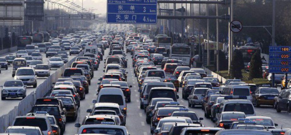 La Chine veut interdire les voitures à moteur thermique