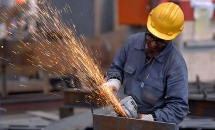 Augmentation de la production industrielle
