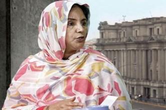 Khadijetou El Mokhtar expulsée du Pérou: Nouveau revers cuisant pour le «polisario»