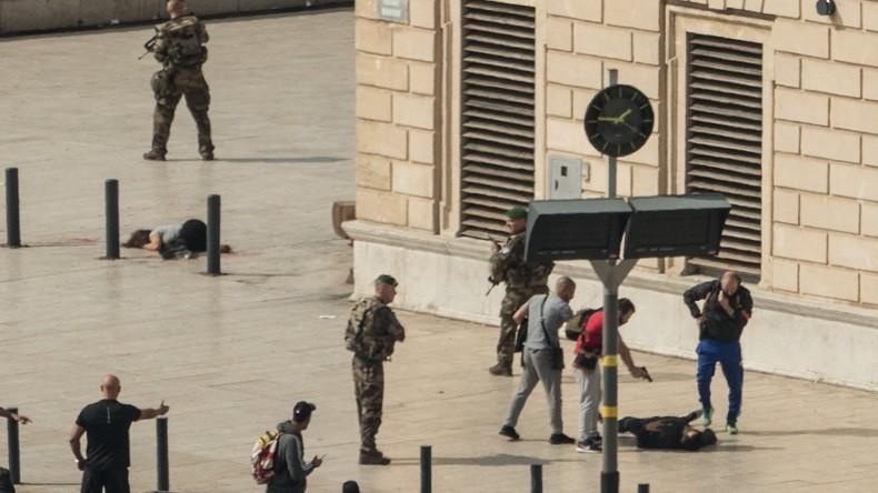 Les détails de l'attaque au couteau à la gare de Marseille