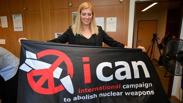 Le Nobel de la Paix 2017 à l'ICAN
