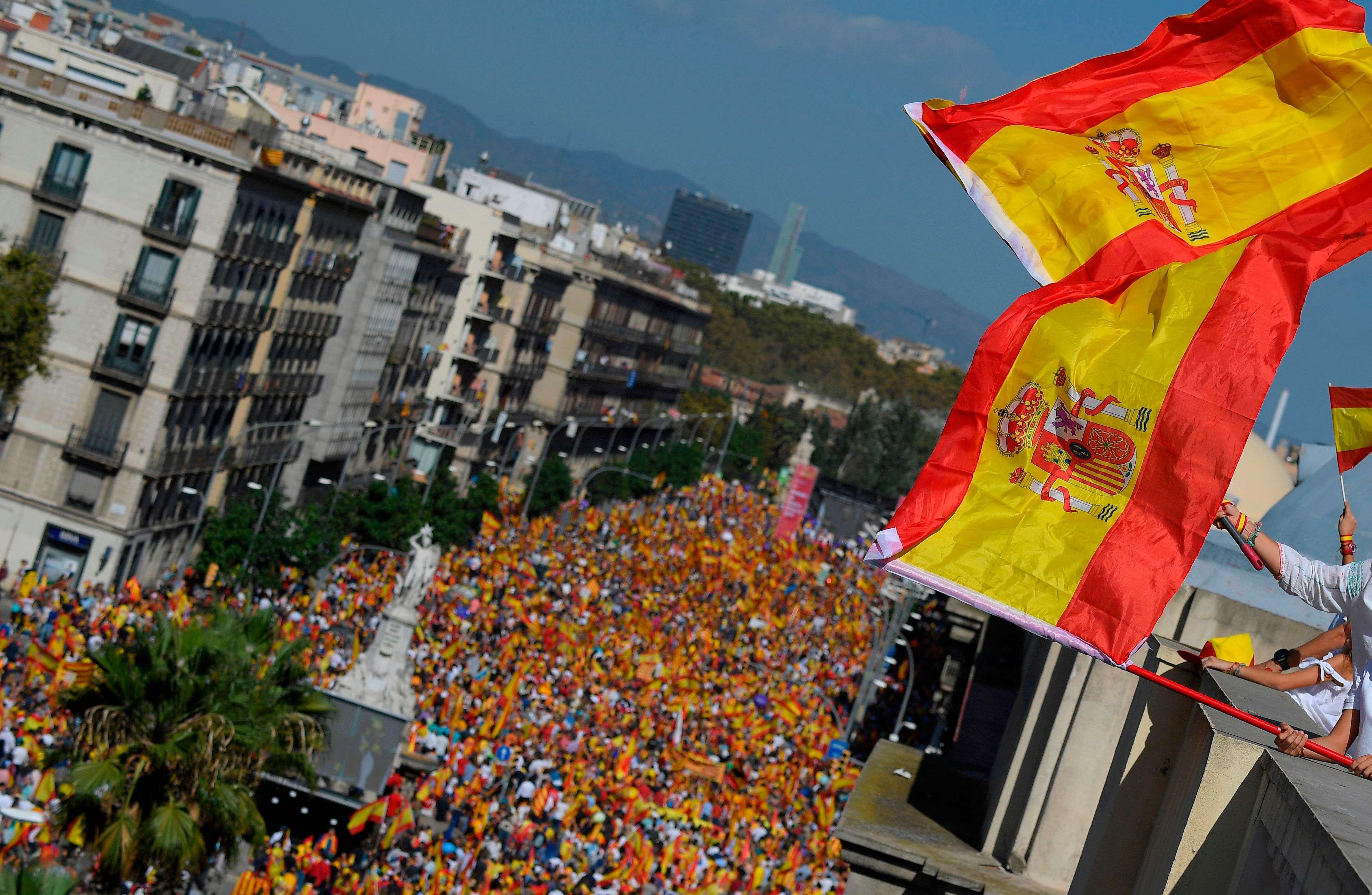 Le Maroc rejette le processus unilatéral d'indépendance de la Catalogne