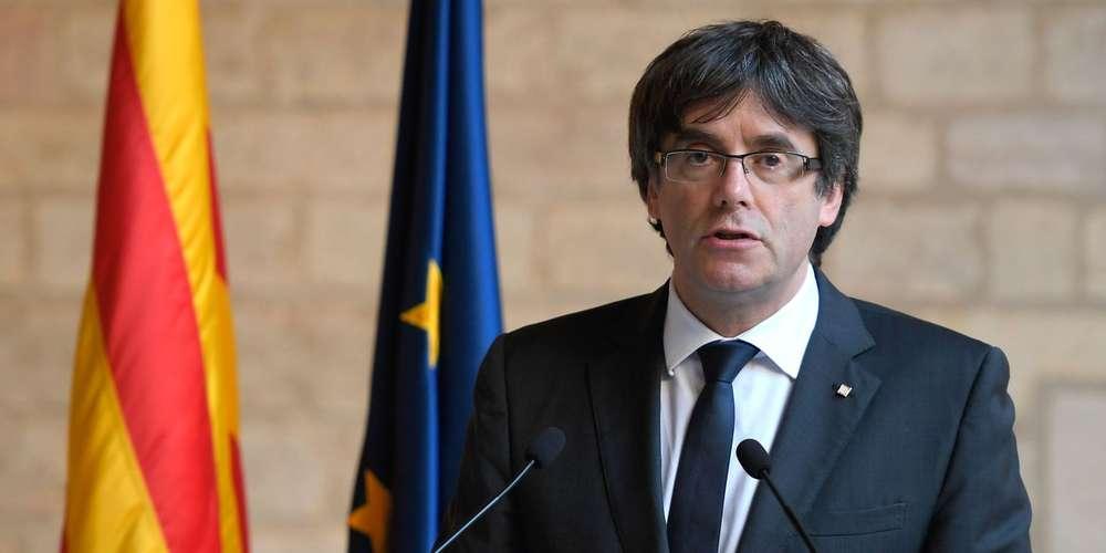 Espagne : Puigdemont poursuivi pour rébellion