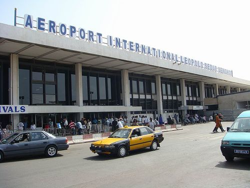 L'aéroport Léopold Sédar Senghor de Dakar deviendra un aéroport militaire