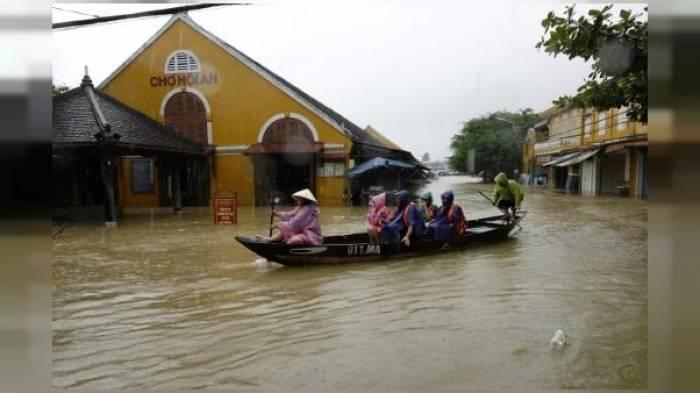 Vietnam : Le bilan du Typhon Damrey passe à 69 morts