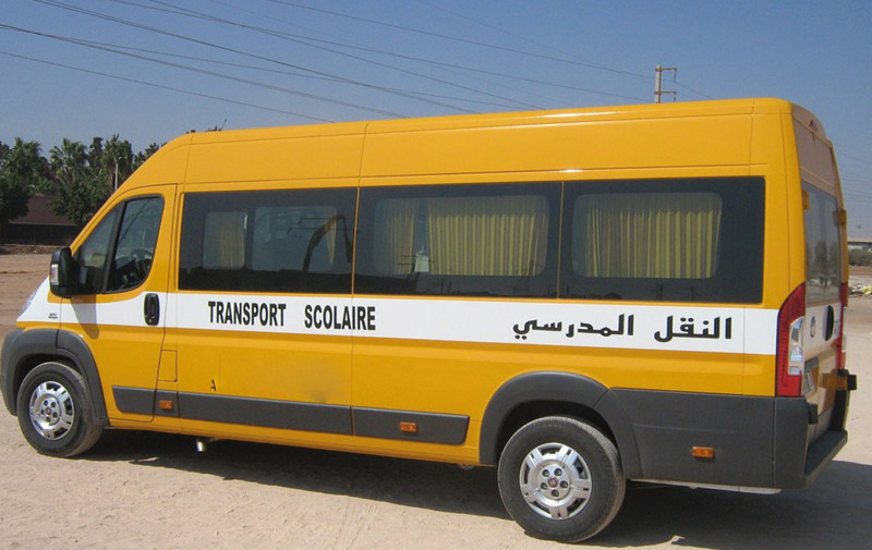 Drâa-Tafilalet: Acquisition de 150 minibus pour encourager la scolarisation en milieu rural