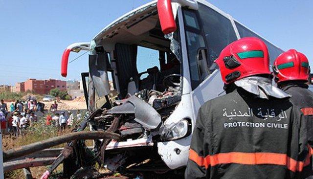 Un accident de la route fait 9 morts au Maroc