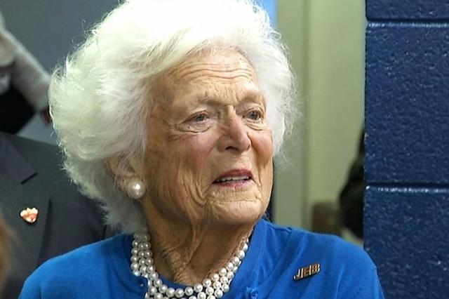 Décès de l'ancienne Première dame, Barbara Bush