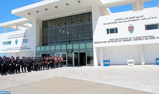 Tanger Med: Un nouveau siège pour la zone de sécurité