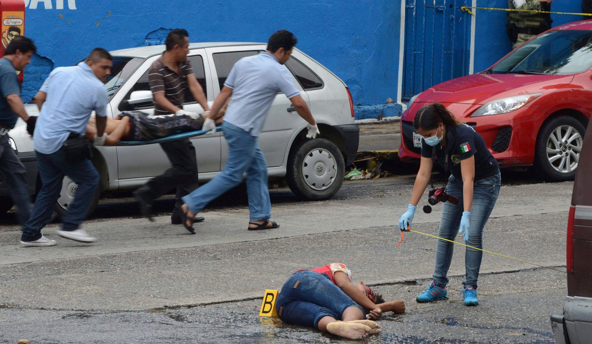 Mexique : Plus de 7.600 meurtres commis par le crime organisé en 3 mois