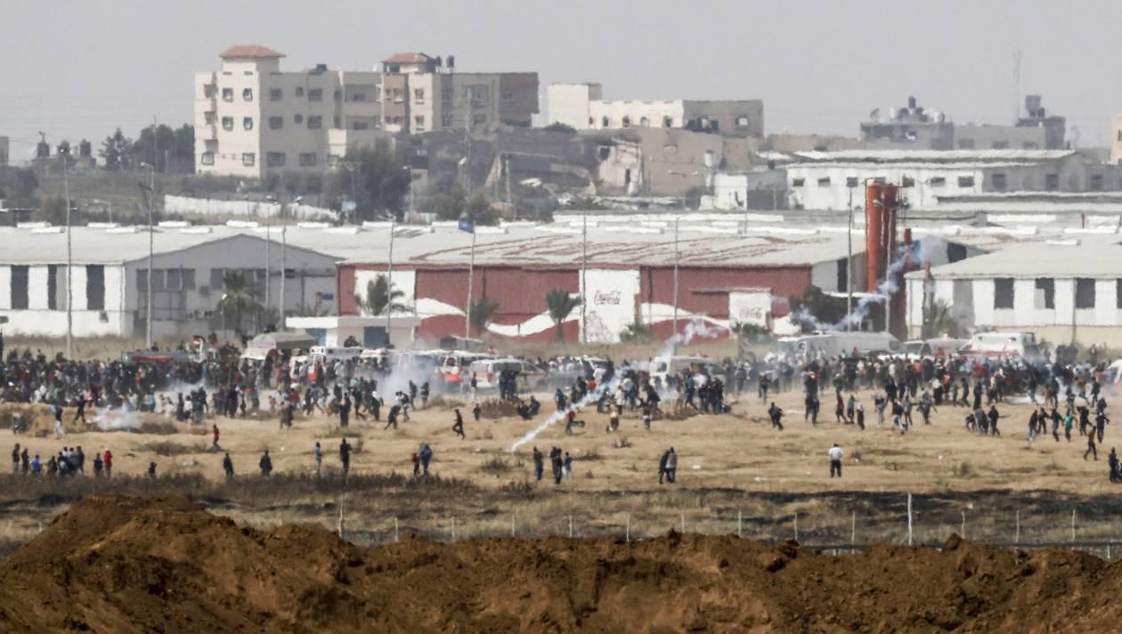 Permis de tuer à Gaza : Les balles du Tsahal font 40 morts