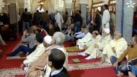 Le parquet ordonne l'ouverture d'une enquête au sujet de l'individu arrêté à la mosquée Hassan