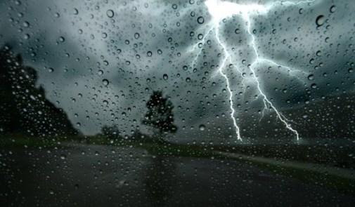 Alerte météo : Averses orageuses, grêle et rafales de vent