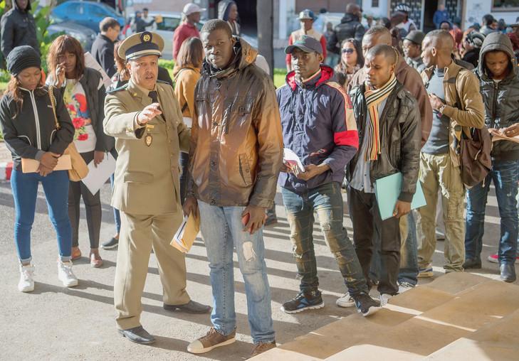 Lancement d'un programme médical solidaire au profit des travailleurs africains au Maroc