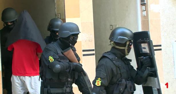 Quatre individus liés à Daech arrêtés au Maroc