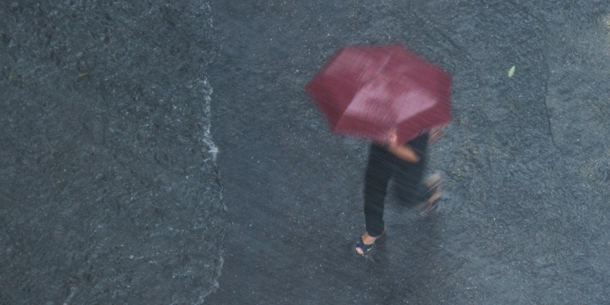 Fortes averses orageuses entre mercredi et jeudi
