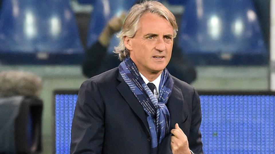 Football: Roberto Mancini prend les commandes de la sélection italienne